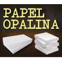 Papel Especial Opalina Blanca A4 210 Grs. X 100 Hojas