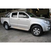 Toyota Hilux 4x4 Srv 2009 3.0