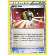 Ultra Bola #96 - Xy2 Flashfire