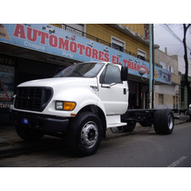 Ford 14000 160 Hp Año 2001 Cuming De 160 Hp Chasis Mediano