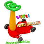 Monopatin Vegui Wind Roller Volante Base Super Ancha 4ruedas
