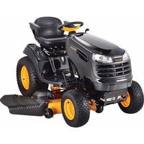 Tractor Poulan 19 Hp 42 Automatico-agente Maquimax Garantia