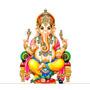 Kit 60 Imagenes Sublimacion, Decoupage Dios Ganesha, Ahora