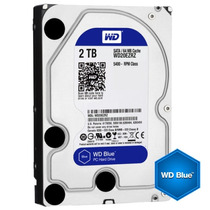 Disco Rigido Pc 2tb Blue Wd Western Digital 64mb Sata3