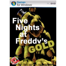 Five Nights At Freddys - Gold (ingles) (pc-game)