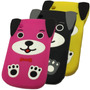 Funda Silicona Perrito Blackberry 8520 9300 Goma Dog