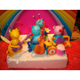 Big Bugs Band - Baby Tv - Adorno Para Tu Torta