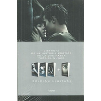 Pack Cincuenta Sombras + Grey - E.l. James