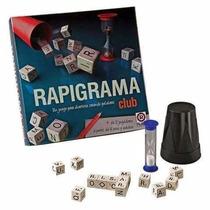 Rapigrama Club Ruibal Juego Mesa Elreysancho Urquiza