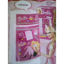 Heladera Barbie