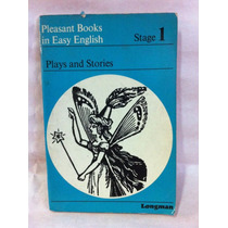 Pleasant Books In Easy English Stage 1 A6