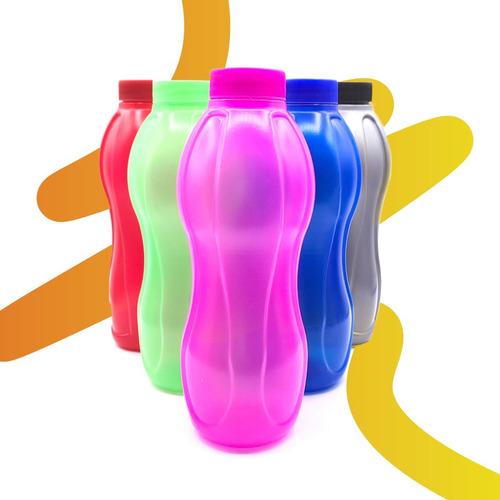 Botella Deportiva 500cc  - Varios Colores Y Picos - Tampomax