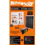 Heladera 12v 237 Litros + Kit Solar Completo Mundosolar