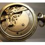 Reloj De Bolsillo Longines Calibre 20.52 Ca.1915,funcionando