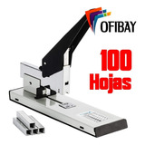 Abrochadora Pesada Heavy Duty Para 100 Hjas Hasta 23/13