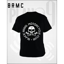 Remeras Estampadas Black Rebel Motorcycle Club Brmc
