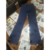 Antiguo Jeans Vintage  Wrangler Decada Del 70 Oxford U.s.a.