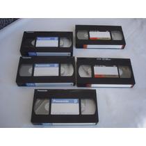 Cassettes Vhs