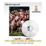 River Plate Campeón Copa Libertadores 2018 Dvd Especial
