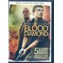 Diamantes De Sangre Dicaprio Dvd Importado Usa Zona 1nuevo