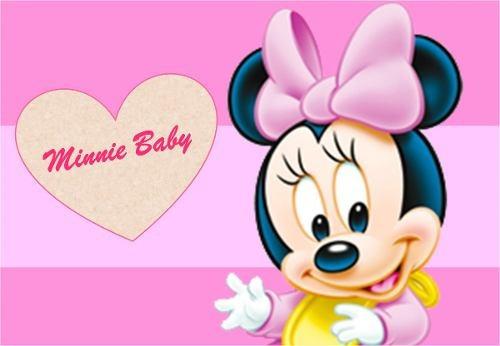 Fondos de pantalla Minnie Mouse bebé - Imagui