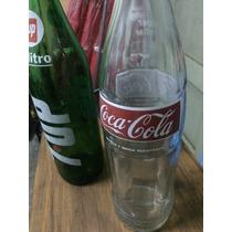 Antigua Botella De Coca Cola Y Seven Up
