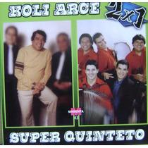 Cumbia Santiagueña-koli Arce Y Quinteto Imperial-cd Nuevo