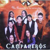 Cumbia-grupo Los Campaneros-cd Difusion