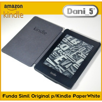 Funda Simil Original Kindle Paperwhite - Envíos - C/regalo
