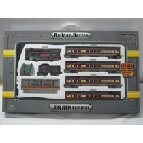 Tren Infantil Con Vagones 325cm