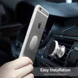 Magnetic Car Phone Mount - Universal Aluminum Car Phone Moun