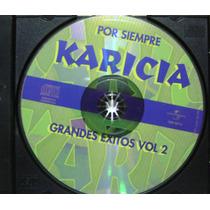 Cumbia De Los 90-grupo Karicia-cd Difusion-por Siempre