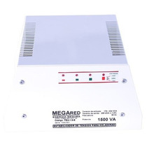 Estabilizador De Tensión Megared 1500va P/heladera