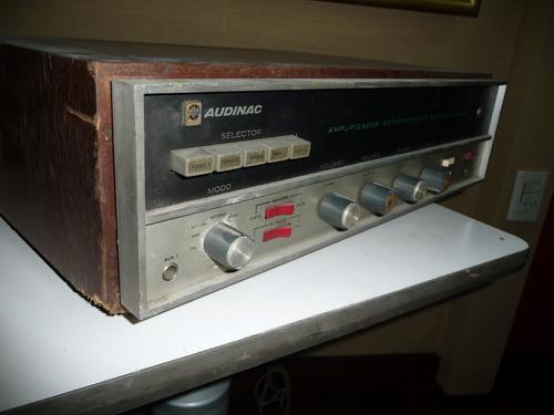Amplificador Audinac