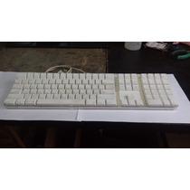 Teclado Apple Mac A1048 Original Usb Excelente Estado