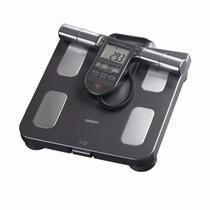 Balanza Con Sensor De Cuerpo Completo Premium Omron Hbf-514c