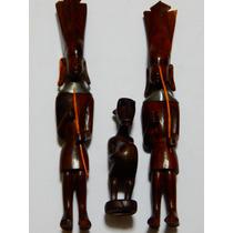 Coleccion Antiguas Tallas Africanas Esculturas. Son 6