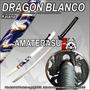 Katana Sable Espada Samurai Dragon Blanco Aito Iaido Kendo