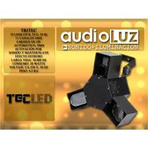 Tritec Efecto Tipo Scanner De Led Dmx Rgb American Pro