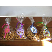 Bolsita Con Galletitas Cookies Personalizadas X 10u.