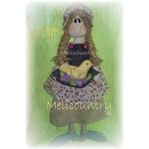 Muñecas De Tela 50cm Delicada Y Original!!!