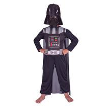Educando Disfraz Star Wars Darth Vader Dramatización Nenes
