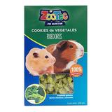 Cookies Para Roedores Sabor Vegetales X 200 Grs