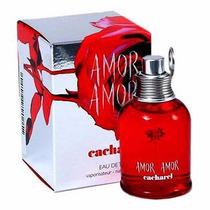 Set Amor Amor By Cacharel X100 Orig. En Caja Perfu Express
