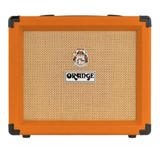Amplificador Orange Crush 20rt Transistor 20w Naranja