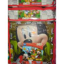 Piso Blando De Goma Eva Disney Mickey Mouse 2 En Uno