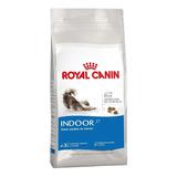 Alimento Royal Canin Feline Health Nutrition Indoor 27 Gato Adulto 400g
