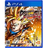 Dragon Ball Fighter Z | Ps4 | Físico  Original