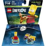 Lego Dimensions - Simpsons - Bart Fun Pack