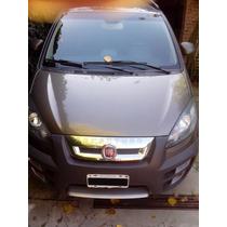 Fiat Idea Adventure Locker 1,6 2014 Inmaculada Vtv Scaner.
